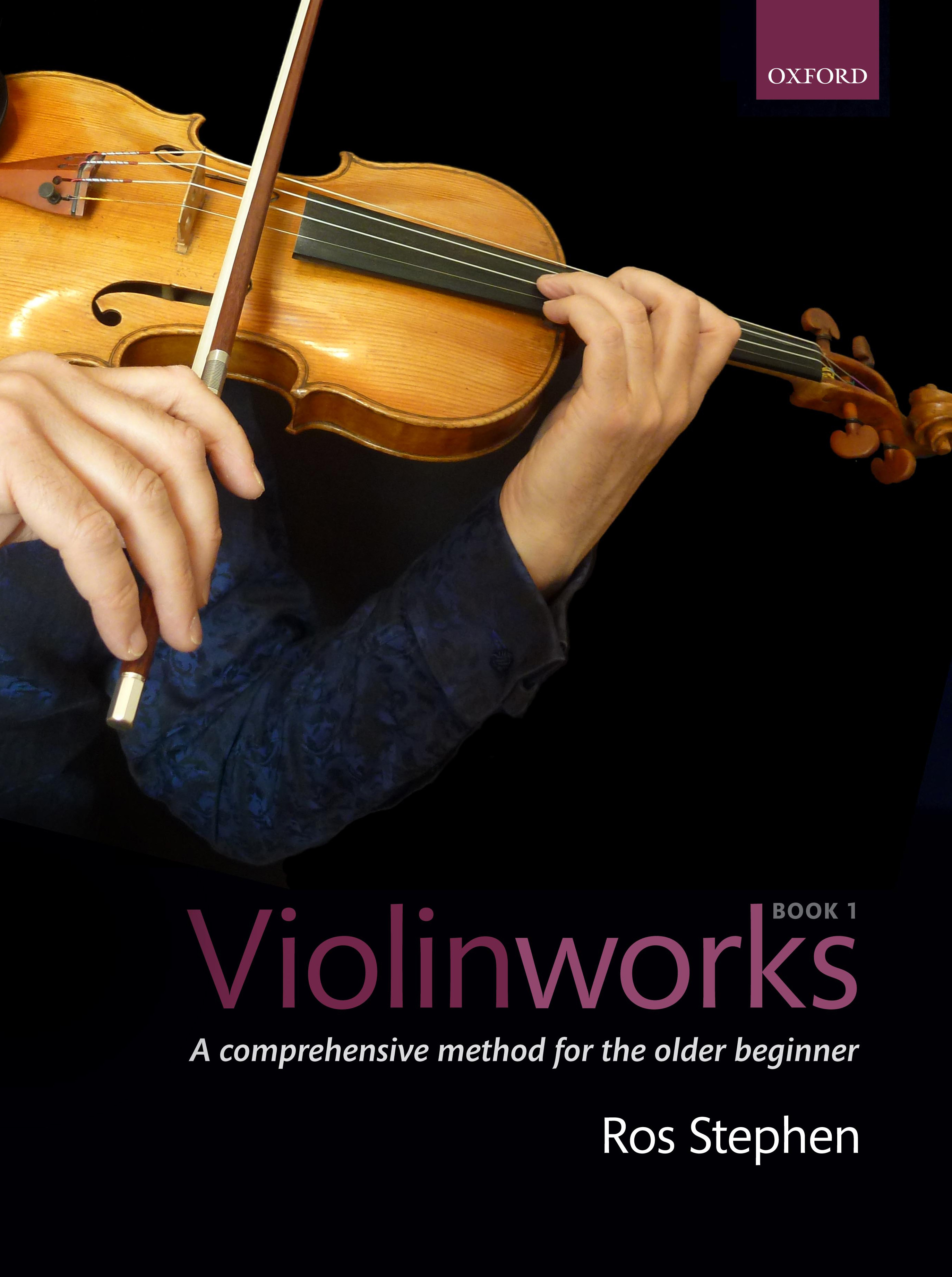 Order Violinworks direct from Oxford University Press